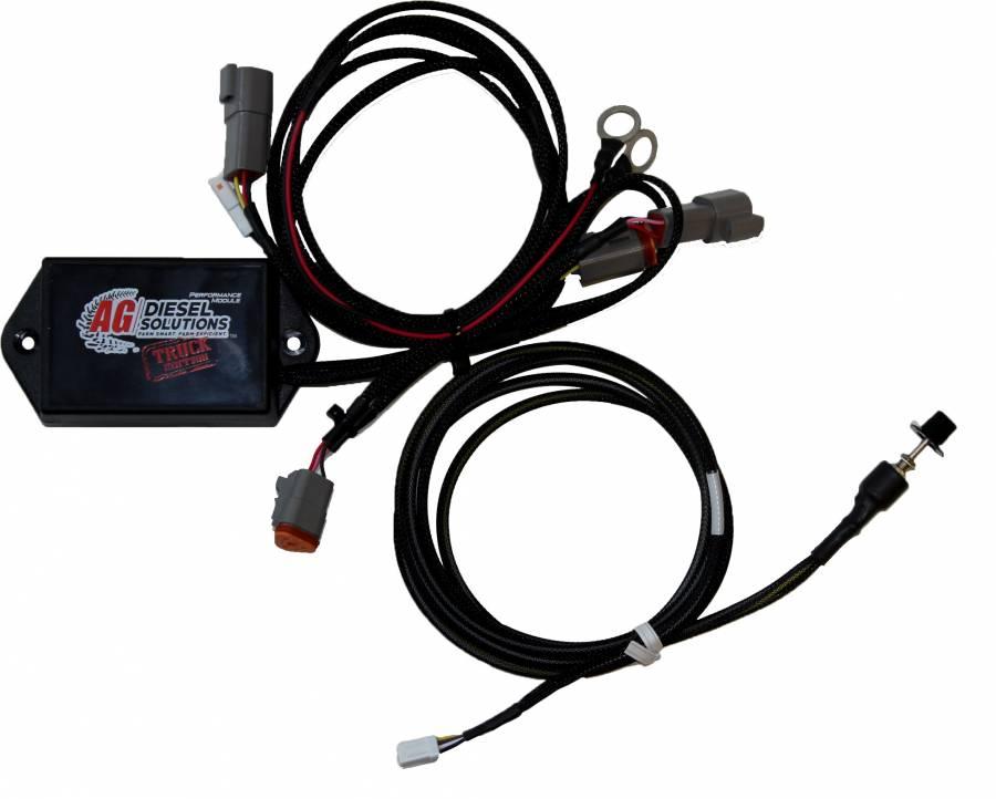 AG DIESEL 12100 Performance Module for 1998-2005 8.3L & 9.0L w/CAPS Pump Cummins