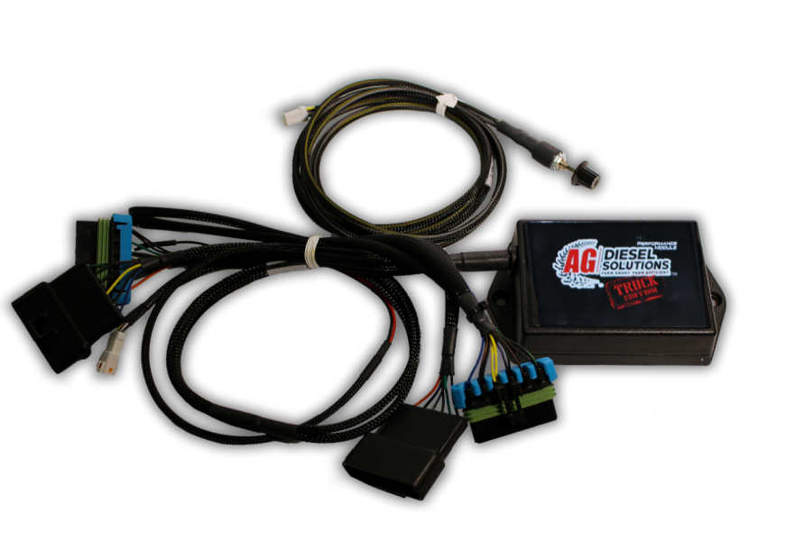 AG DIESEL 20250 Performance Module For 2013.5-2020 6.7L Dodge Cummins trucks