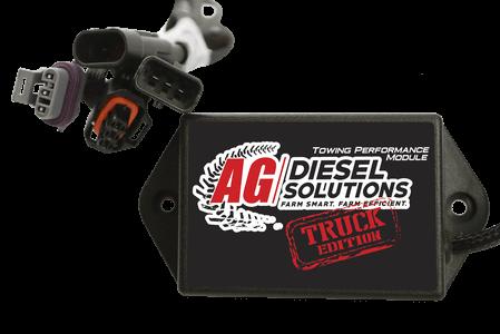 AG DIESEL 21000 Performance Module For 2001-04 6.6L GM D-Max Trucks LB7 Engines