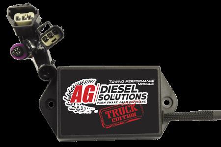 AG DIESEL 22000 Performance Module For 2004.5-2007 6.0L Ford Powersroke trucks