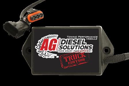 AG DIESEL 22200 Performance Module For 2011-2016 6.7L Ford Powerstroke trucks